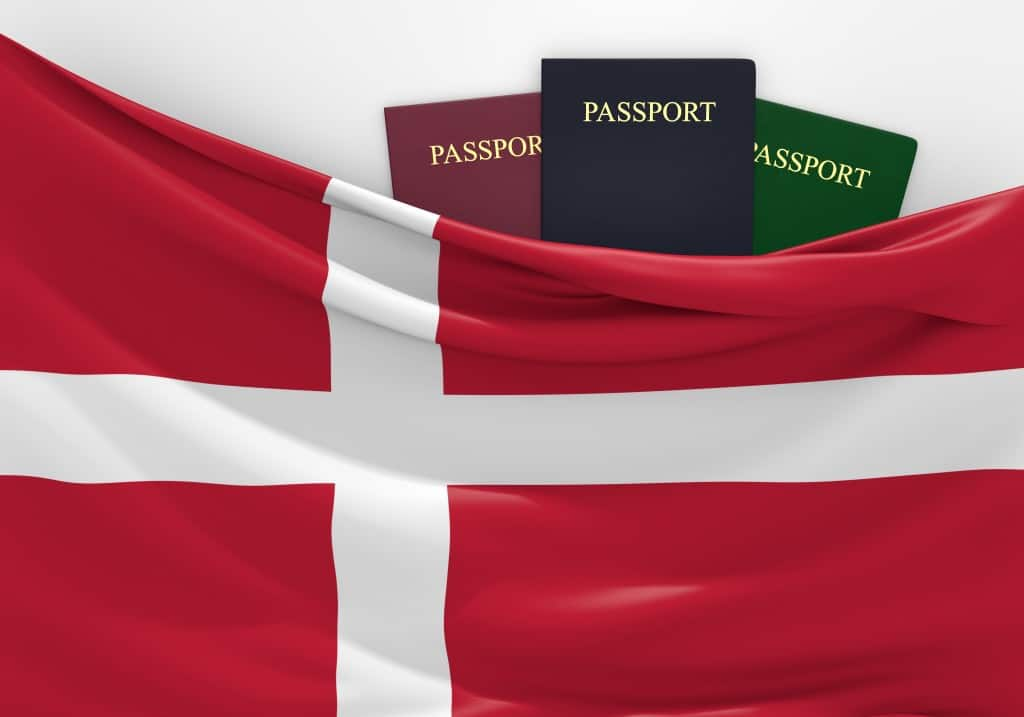 indfødsretstest danske pas